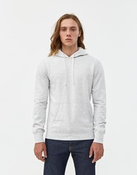 Reigning Champ Terry Pullover Hoodie Ash