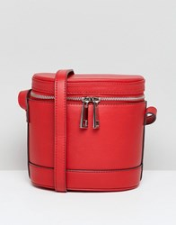 Street Level Red Box Camera Bag