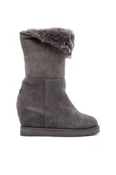 Australia Luxe Collective Cosy Tall Wedge Gray