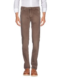 Heavy Project Casual Pants Khaki
