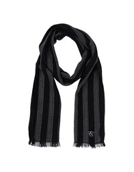 Canali Accessories Oblong Scarves Women Black