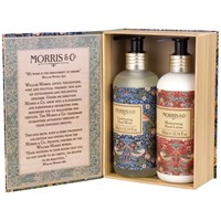 Heathcote And Ivory Morris Co. Strawberry Thief Hand Wash Lotion Duo