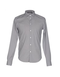 Hosio Shirts Dark Blue