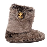 Bedroom Athletics Cole Faux Fur Slipper Boots Marmet
