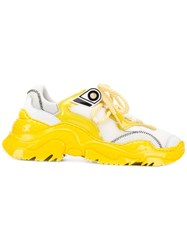 N 21 No21 Billy Sneakers Yellow