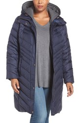 Andrew Marc New York Plus Size Women's 'Rayna' Water Resistant Quilted Jacket