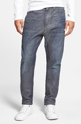 Joes 'The Original Collectors Edition' Wax Coated Straight Leg Jeans Hans