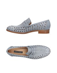 Janet And Janet Loafers Light Grey