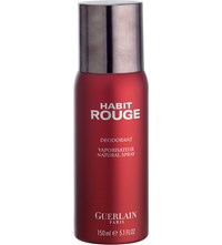 Guerlain Habit Rouge Spray Deodorant 150Ml