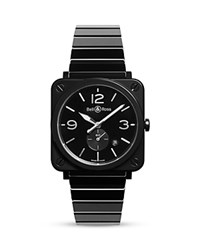Bell And Ross Br S Black Ceramic Watch 39Mm