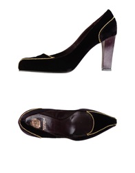 Viktor And Rolf Pumps Deep Purple