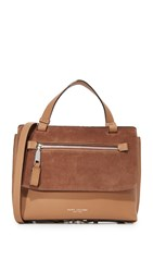 Marc Jacobs The Waverly Small Top Handle Bag Maple Tan
