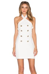 Endless Rose Marquis Dress White