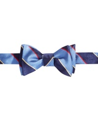 Brooks Brothers A And S Bow Tie Light Blue