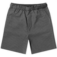Nike Tech Pack Grid Shorts Black