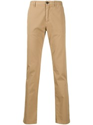 Paul Smith Ps Slim Fit Chinos Neutrals