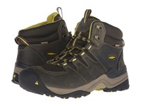 Keen Gypsum Ii Mid Waterproof Forest Night Warm Olive Men's Waterproof Boots Brown