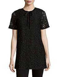 Romeo And Juliet Couture Patterned Lace Tunic