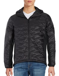 Jack Wolfskin Tundra Quilted Puffer Jacket Phantom