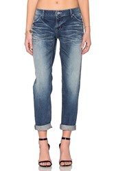 Regalect Tapered Skinny Boyfriend Blue