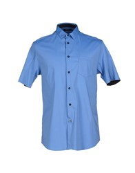 Cnc Costume National C'n'c' Costume National Shirts Blue