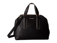Steve Madden Bpronto Dome Satchel Black Satchel Handbags