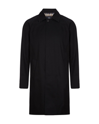 Aquascutum London Sheerwater Raincoat Black