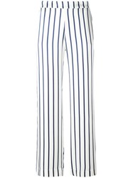 Asceno Modern Pyjama Trousers White