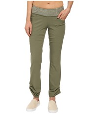 Mountain Hardwear Dynama Pant Mosstone Women's Casual Pants Green