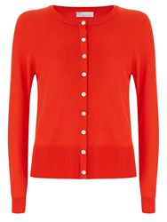 Havren Megan Cardigan Red