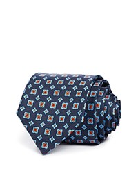 Bloomingdale's The Men's Store At Floret Square Classic Tie Charcoal
