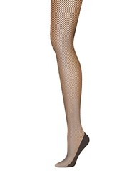 Dkny The Softest Fishnet Tights Black
