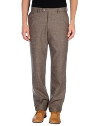 Versace Collection Casual Pants Grey