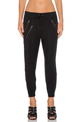 Pam And Gela Track Pant Black