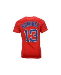 Majestic Men's Hanley Ramirez Boston Red Sox Player T Shirt