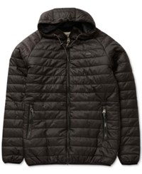 Billabong Men's All Day Puffer Jacket Black