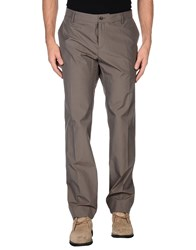Gold Case By Rocco Fraioli Trousers Casual Trousers Men Lead
