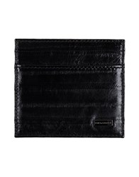 Dolce And Gabbana Small Leather Goods Document Holders Black