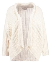 Stefanel Cardigan Weiss White