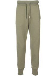 Love Moschino Elasticated Waist Track Pants Green