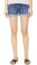 James Jeans Slouchy Fit Shorty Boy Shorts Stargazer