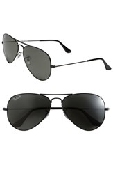 Ray Ban Men's 'Polarized Original Aviator' 58Mm Sunglasses