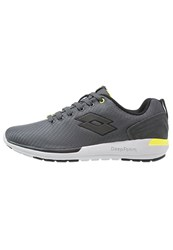 Lotto Cityride Amf Neutral Running Shoes Asphalt Black Grey