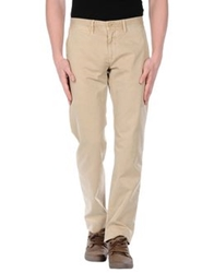 Italia Independent Casual Pants Beige