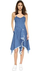 Elle Sasson Audree Dress Light Blue
