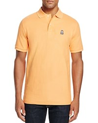 Psycho Bunny Classic Fit Polo Cantaloupe Orange