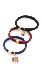 Marc By Marc Jacobs Button And Smile Cluster Ponies Garnet Multi