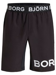 Bjorn Borg August Training Shorts Black Beauty