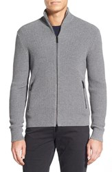 Men's Michael Kors Sweater Knit Zip Cardigan