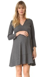 Hatch The Day To Night Dress Charcoal